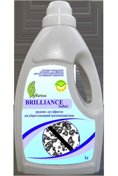 фото-картинка Средство для мытья с дез.эффектом Brilliance SuBaC